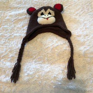 Other - Baby monkey beanie